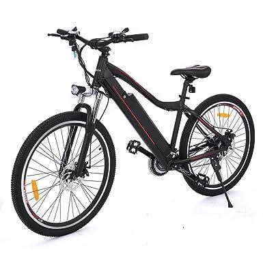 aceshin Bicicleta El%C3%A9ctrica velocidad Aluminio