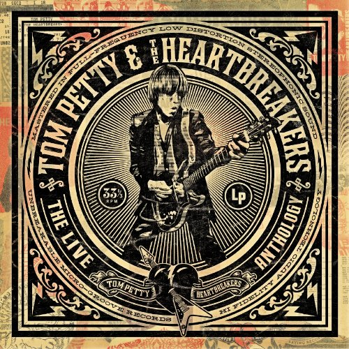 CD : Tom Petty & the Heartbreakers - The Live Anthology (4 Disc)