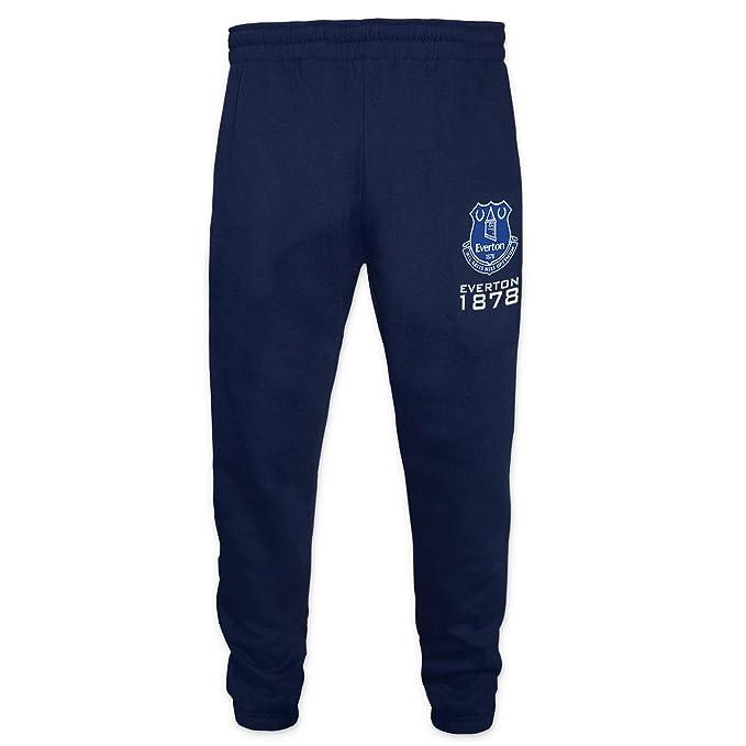 Everton Slim Fit Felpa Fc Bambino Originali Pantaloni Tuta In wzYS7Onz