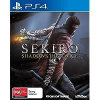 Sekiro - Shadows Die Twice (PlayStation 4)