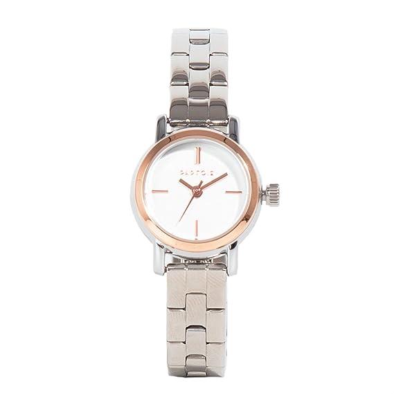 Parfois - Reloj Round Metal - Mujeres - Tallas Única - Plateado