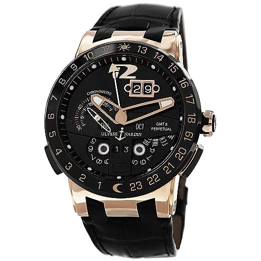 Amazon.com: Ulysse Nardin El Toro 326-03 reloj de oro rosa ...