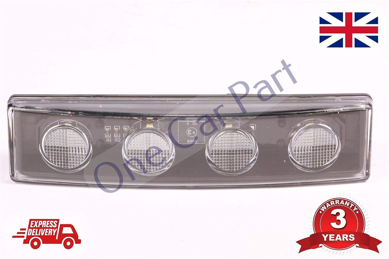 SCANIA LED Sunvisor Marker Light Lamp White OEM 1910437 1798980 for P//R//G series