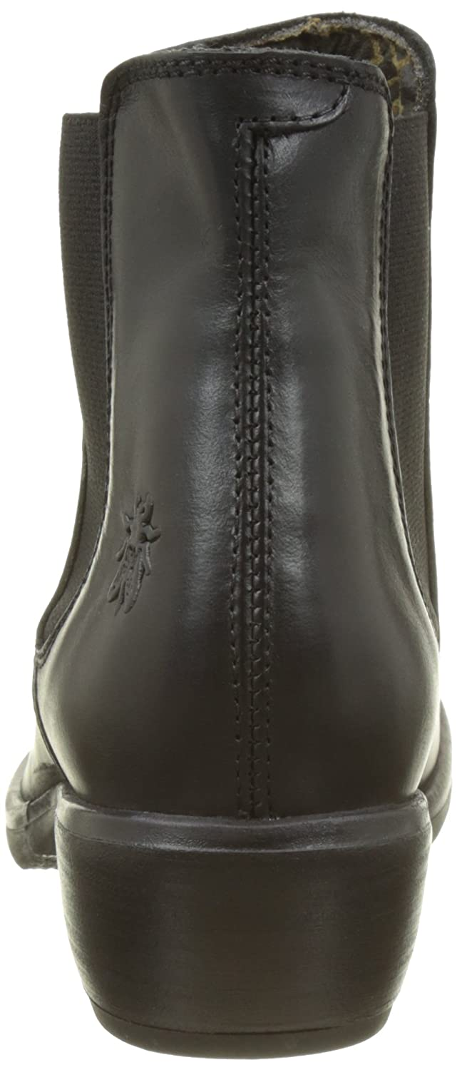 FLY London Womens Make Leather Boots