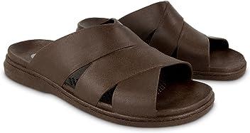 a6ad7453cf34 Okabashi Men s Milan Flip Flops - Sandals