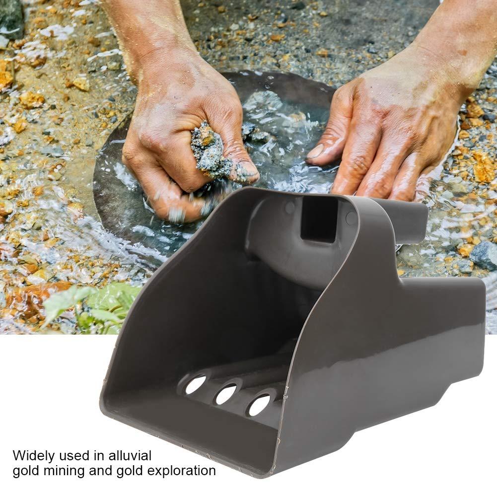 Durable Plastic Sand Scoop Beach Metal Detecting Shovel Prospecting Panning