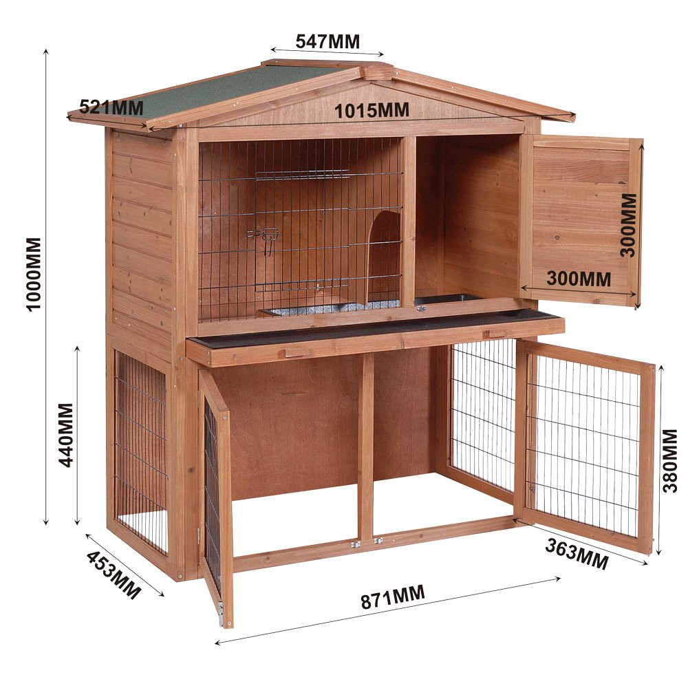 cabane bois lapin beautiful cage bois lapin et cochon duinde with cabane bois lapin stunning. Black Bedroom Furniture Sets. Home Design Ideas