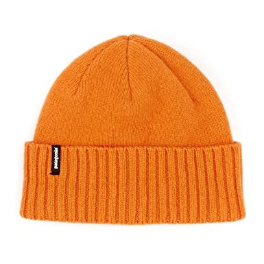 d8d7d395d388d Patagonia Brodeo Beanie Campfire Orange ALL