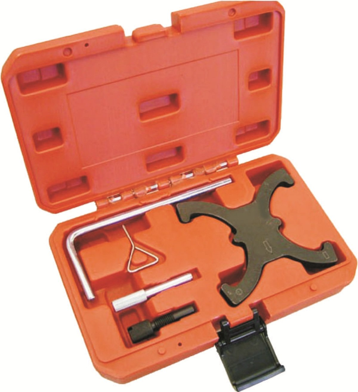 WINTOOLS 5 Pcs Petrol Engine Setting/Locking Kit-For Ford 1.6 VCT-Ti-Belt Drive by WINTOOLS (Image #1)