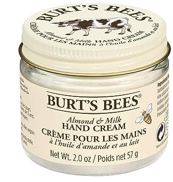 Abejas Crema de Manos de Burt de abejas o de leche de almendras: Amazon.es: Belleza