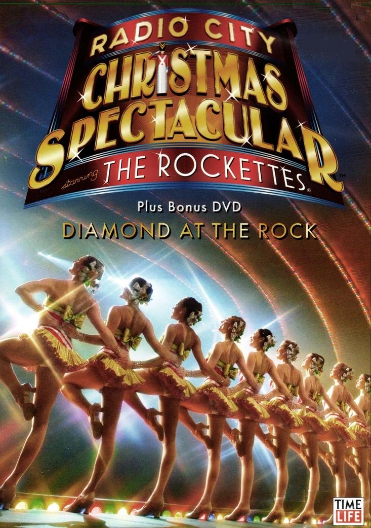 Radio City Christmas Spectacular Starring The Rockettes plus Bonus ...
