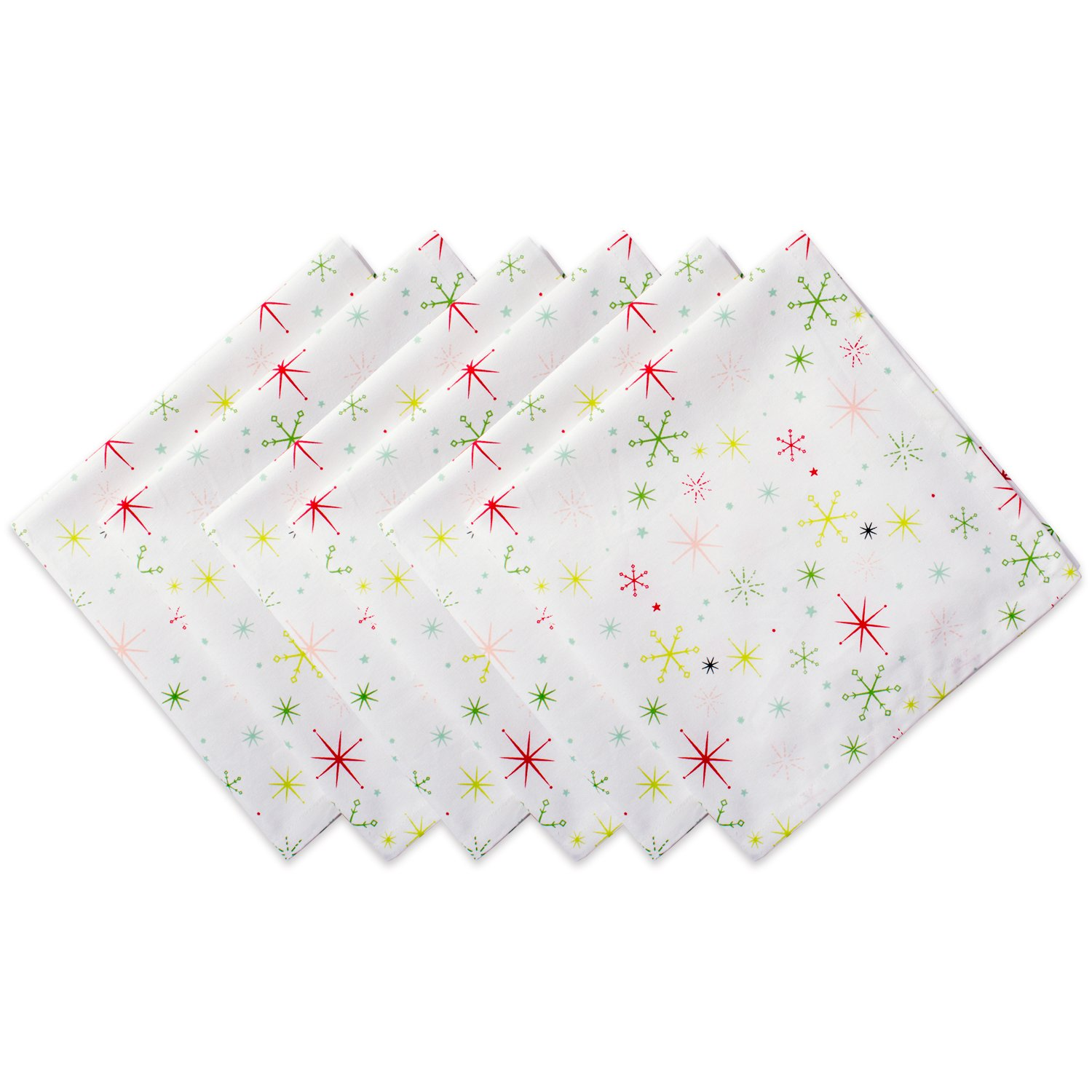 Woodland Christmas Dinner and Holiday Tablecloth Machine Washable DII 100/% Cotton 60x120 Seats 10 to 12 People 60x120 Seats 10 to 12 People CAMZ38054 Dinner and Holiday Tablecloth