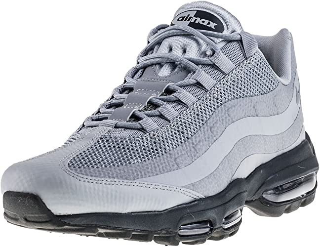 Nike Air Max 95 Ultra Essential Baskets pour Homme Gris