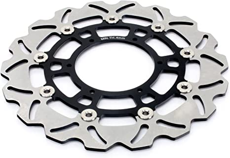 Front Rear Brake Rotor Discs For BMW F650CS F650GS//ABS 01-07 F650ST G650GS 12-14