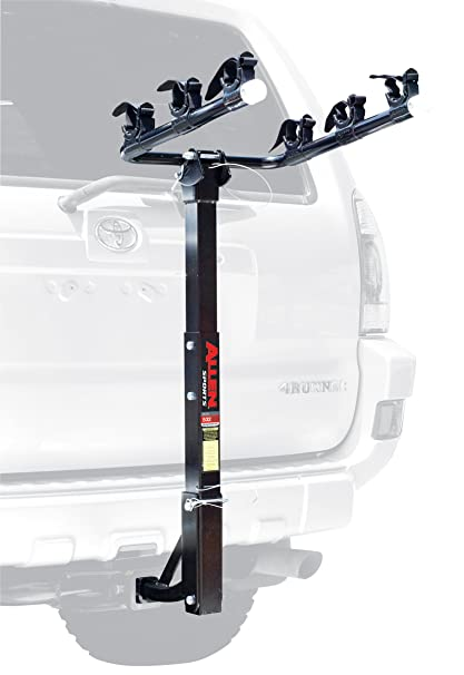 a3d92756e67 Amazon.com   Allen Sports Deluxe 3-Bike Hitch Mount Rack (1.25 or 2 ...