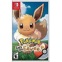Pokemon: Let's Go Eevee for Nintendo Switch