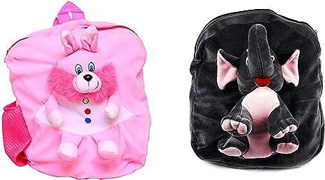 Jassi Toy School Bag Or Picnic Bag Combo for Kids, Children (Pack of 2)