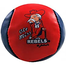 "NCAA Ole Miss Rebels Hacky Sack Ball ""Colonel"""