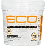 Ecoco Eco Styler Krystal Styling Gel, 16 Ounce (Pack of 3)