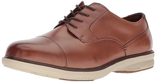 a35eaa1cb Nunn Bush Men's Melvin Street Cap Toe Oxford Dress Shoes: Amazon.ca ...