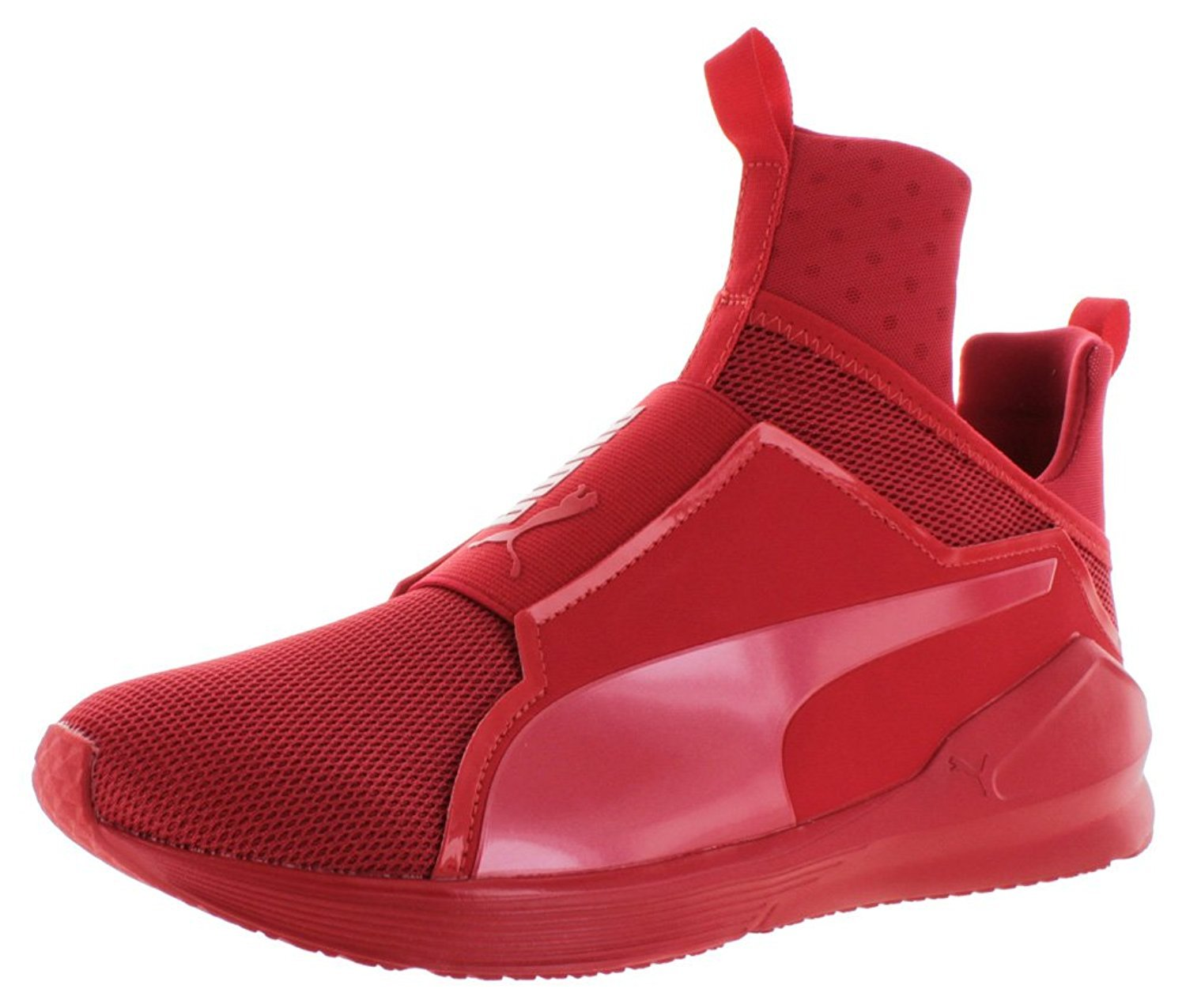 PUMA Men's Fierce Core High Risk Red/Ankle-High Training Shoes - 10.5M by PUMA