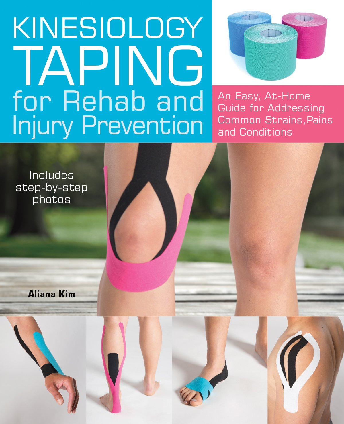 Kinesiology Taping Rehab Injury Prevention product image