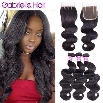 Weave Hair (20 quot  22 quot  24 quot ) Body Wave Brazilian Hair Bundles  with f1aaf3f25c
