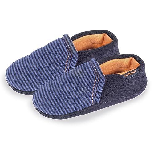 Mocasines de casa para niño Isotoner 32: Amazon.es: Zapatos y complementos