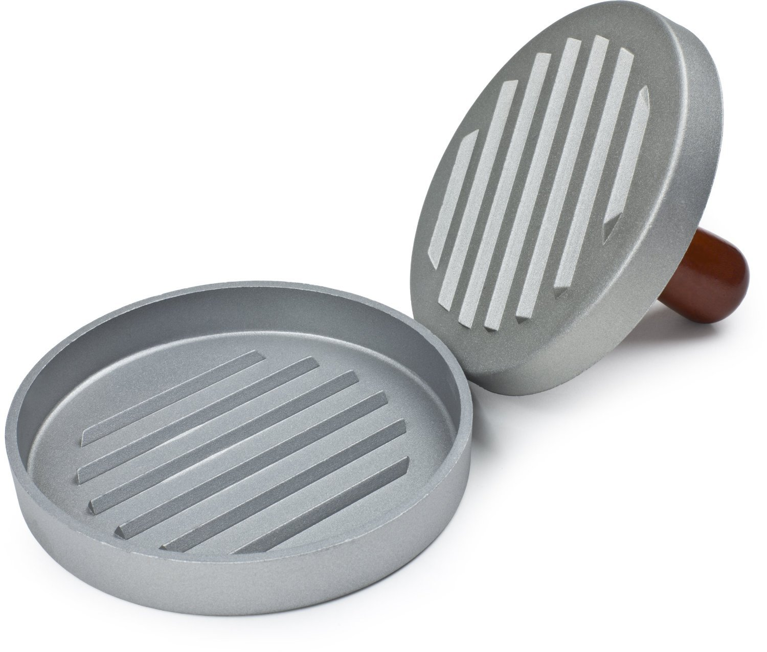 Kabalo Burger Press, 12cm (5) diameter, Heavy Duty Non Stick Quarter Pounder Burger Press! 12cm (5) diameter