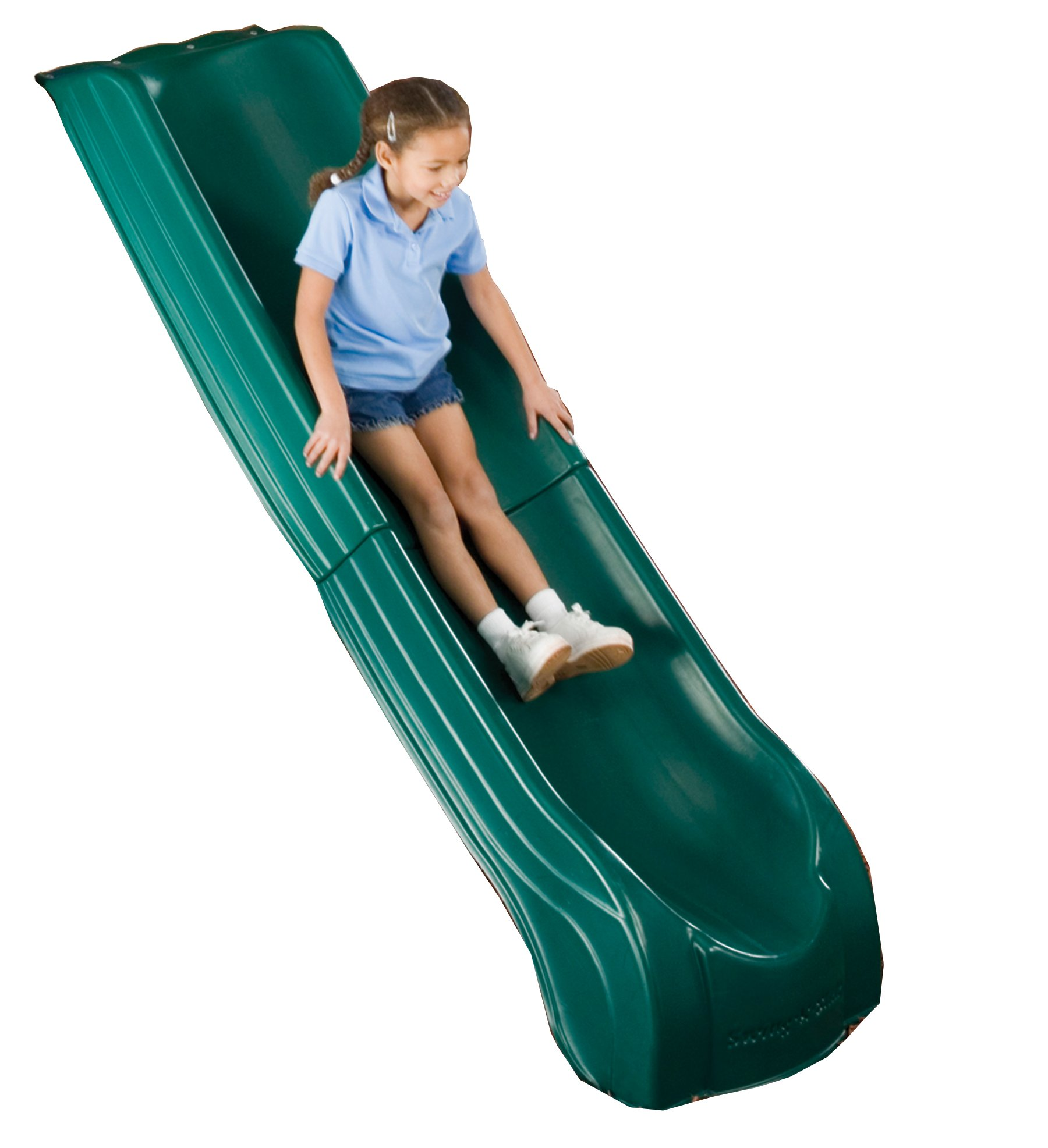 Swing N Slide Summit Slide - Green by Swing-N-Slide