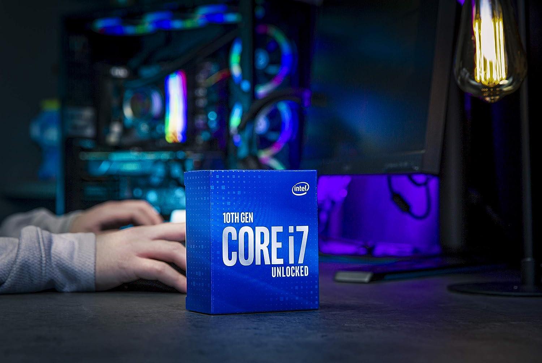 Intel Core I7 10700k Desktop Prozessor 8 Kerne Bis Zu Computer Zubehör
