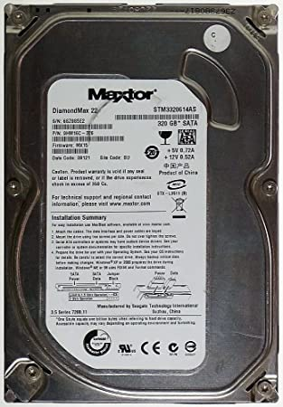 MAXTOR DIAMONDMAX 22 DRIVERS FOR WINDOWS DOWNLOAD