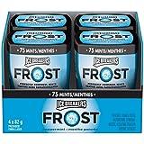 ICE BREAKERS Frost Peppermint Mints Bottle, 4 Count