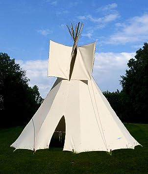 Ø 2,30m Kinder Tipi Indianertipi Indianerzelt Wigwam Zelt Spielzelt ...