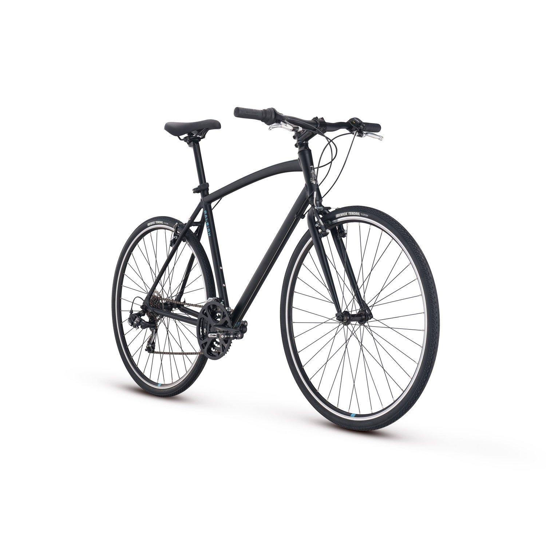 Raleigh Bikes Cadent 1 Fitness Hybrid Bike 15'' Frame, Black by Raleigh Bikes (Image #2)