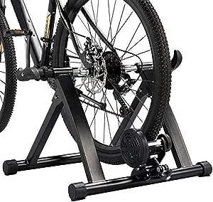 Soporte Para Entrenador De Bicicleta Plataforma De Entrenamiento De Carretera De Montaña Magnética Turbo Entrenador Entrenador De Bicicleta De Interior Rodillo Bicicleta Rodillo Bicicleta Montaña: Amazon.es: Bricolaje y herramientas