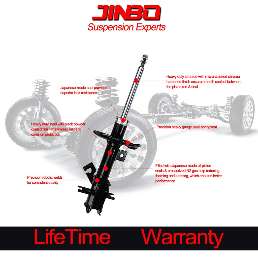 *NEW* Heavy Duty Front Left Or Right Shock Strut Assembly