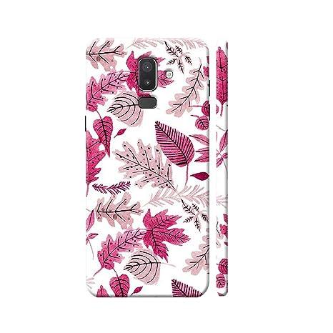 pick up 164f3 1557b Clapcart Samsung Galaxy J6 Designer Printed Back Cover: Amazon.in ...