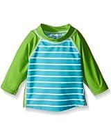 i play. Baby & Toddler Boys' Three-Quarter Sleeve Rashguard Shirt