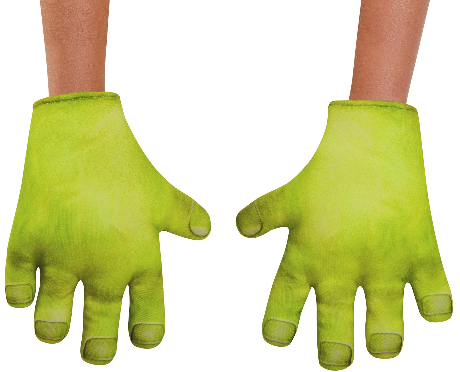 Disguise Shrek Hands Soft Accessory Costume