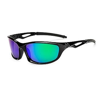 JoXiGo Gafas de Sol Deportivas Polarizadas pour Hombre et Mujer 100% Protección UV400 Gafas de