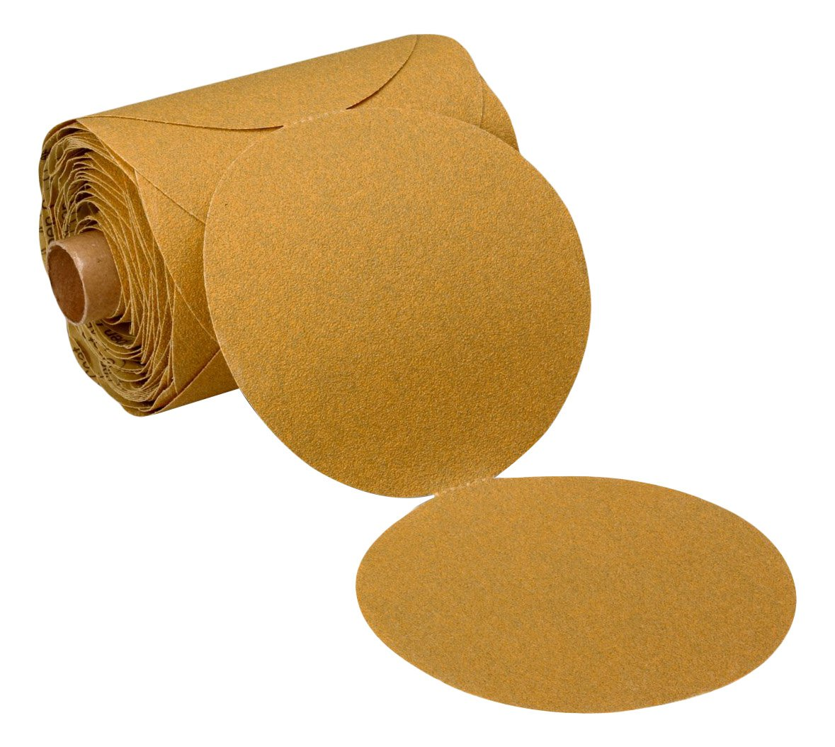 3M 21783 Stikit Paper Disc Roll 363I, 8'' x NH 180 F-Weight, Paper Backing, Aluminum Oxide, Abrasive Grit, 8'' Length by Cubitron