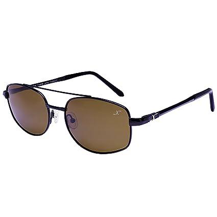 Amazon.com: Xezo Titanio polarizadas UV 400 gafas de sol con ...