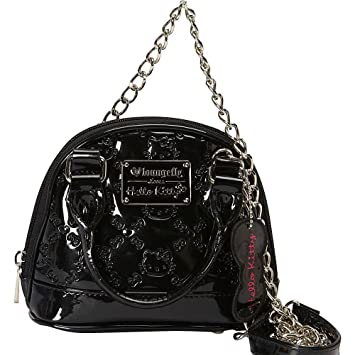 9fe2508c26 Amazon.com   Loungefly Hello Kitty Embossed Micro Dome Crossbody Bag Cross-Body  Bag NEW   Baby