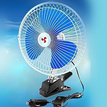 LIZHONGXUAN Ventilador Auto del Ventilador del Coche De La Fan del ...