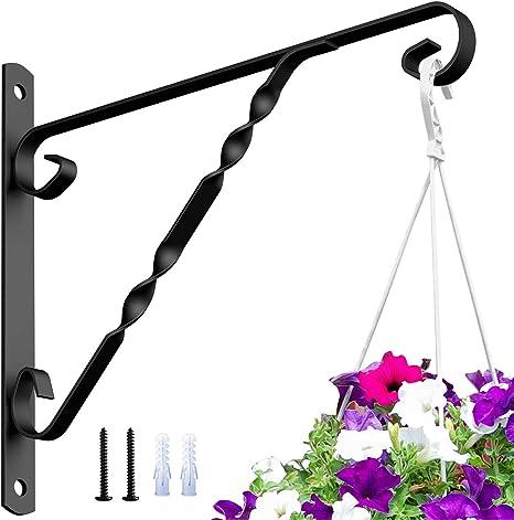 """Lot of 5-26/"""" Hanging Flower Pot Chain 4 Strand Hooks"""