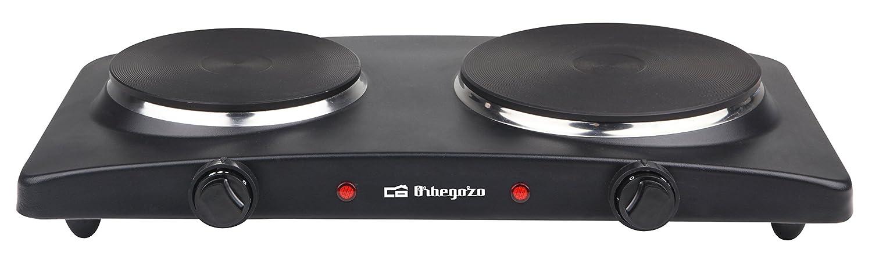 Orbegozo PE 2710 2710-Placa el/éctrica 1500 W