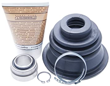 3974102A92 Inner CV Joint Boot 72.5X96X20.7 Kit For Nissan