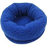 For Hatchimals Egg-Egg Holder Accessories Cashmere Bed 6.4 Inch Blue