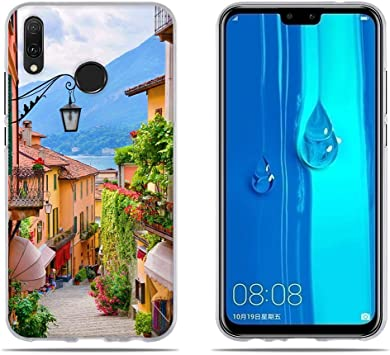 DIKAS Compatible with Funda para Huawei Y9 2019/ Enjoy 9 Plus ...